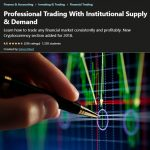 Udemy Course - Professional Trading With Institutional Supply & Demand